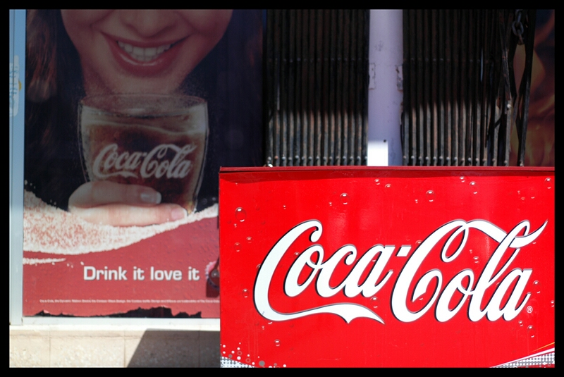 coca-cola's impervious presence in the arab world